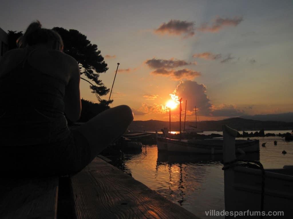 Post Run Stretch Cap d'Antibes